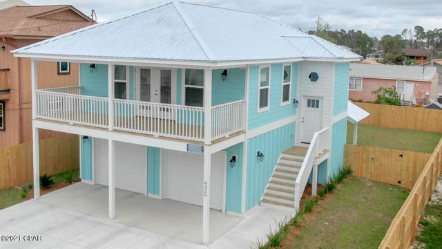6320 Beach Drive, Panama City Beach, FL 32408 (MLS #715085) :: Berkshire Hathaway HomeServices Beach Properties of Florida