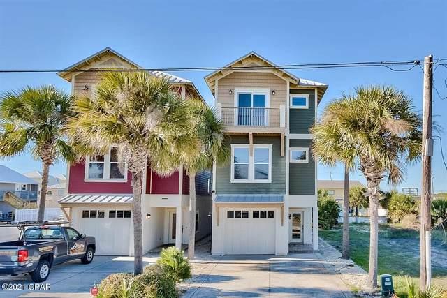 4118 Utes Street, Panama City Beach, FL 32408 (MLS #715101) :: Berkshire Hathaway HomeServices Beach Properties of Florida
