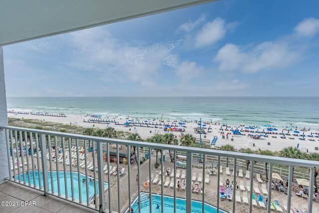 8743 Thomas Drive #614, Panama City Beach, FL 32408 (MLS #715166) :: The Ryan Group