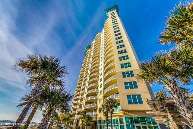 15625 Front Beach Road #807, Panama City Beach, FL 32413 (MLS #715222) :: Counts Real Estate Group