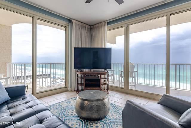 9900 S Thomas Drive #703, Panama City Beach, FL 32408 (MLS #715226) :: Vacasa Real Estate