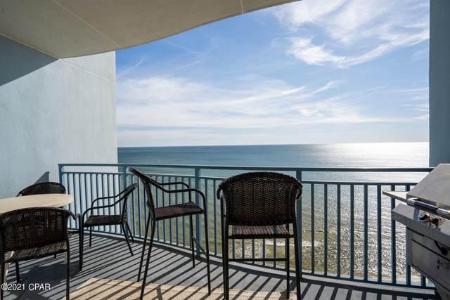 16701 Front Beach Road #1503, Panama City Beach, FL 32413 (MLS #715267) :: Keller Williams Realty Emerald Coast