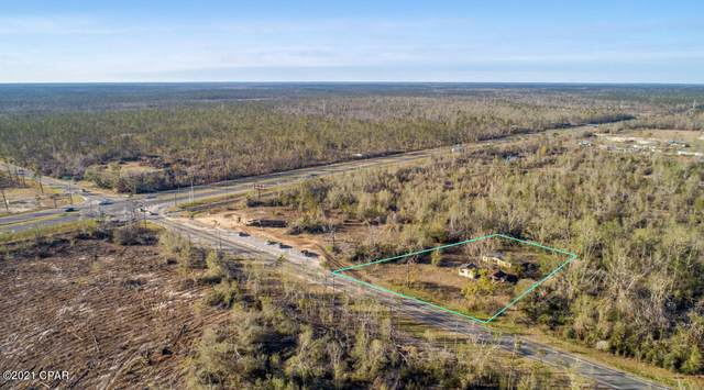 12037 Hwy 20 Highway, Youngstown, FL 32466 (MLS #715271) :: The Ryan Group