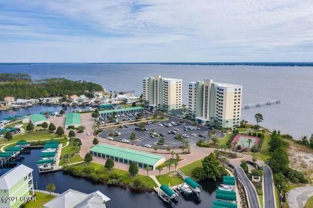 6504 Bridge Water Way T2-605, Panama City Beach, FL 32407 (MLS #715305) :: Team Jadofsky of Keller Williams Realty Emerald Coast
