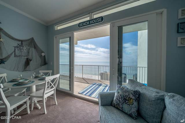9860 S Thomas Drive #2011, Panama City Beach, FL 32408 (MLS #715331) :: The Ryan Group