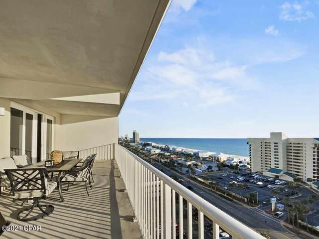 9860 S Thomas Drive #1120, Panama City Beach, FL 32408 (MLS #715344) :: Team Jadofsky of Keller Williams Realty Emerald Coast