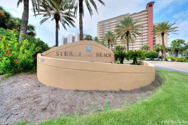 6627 Thomas Drive #1102, Panama City Beach, FL 32408 (MLS #715355) :: Scenic Sotheby's International Realty