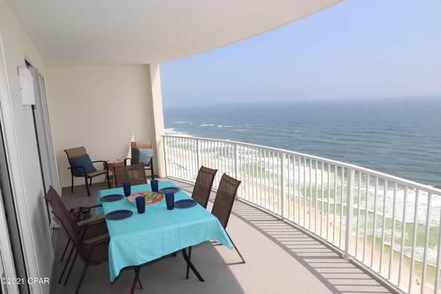 10519 Front Beach Road 2004B, Panama City Beach, FL 32407 (MLS #715390) :: Scenic Sotheby's International Realty