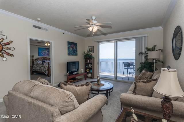 6500 Bridge Water Way 802 Tower 1, Panama City Beach, FL 32407 (MLS #715432) :: Beachside Luxury Realty