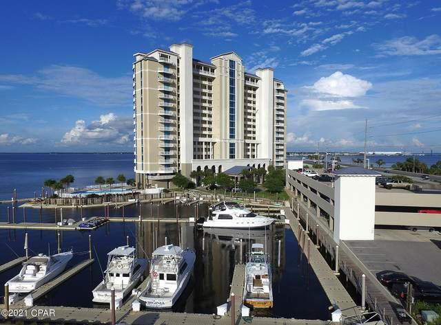 6422 W Highway 98 #202, Panama City, FL 32407 (MLS #715475) :: The Ryan Group