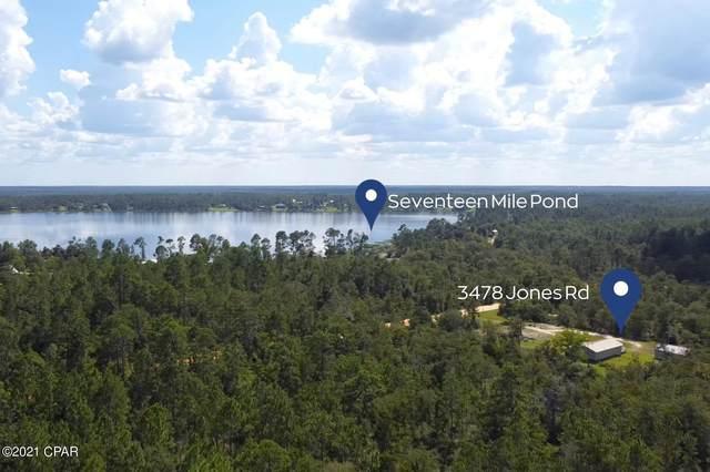 3478 Jones Road, Marianna, FL 32448 (MLS #715563) :: Scenic Sotheby's International Realty