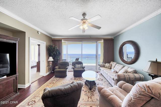 9450 S Thomas Drive 1401A, Panama City Beach, FL 32408 (MLS #715588) :: Beachside Luxury Realty