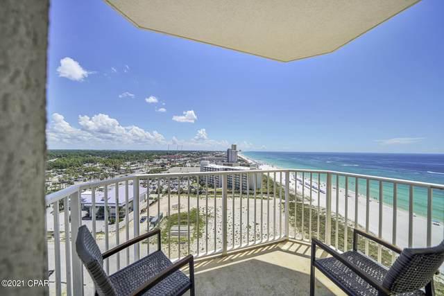 9450 S Thomas Drive 1400E, Panama City Beach, FL 32408 (MLS #715591) :: Beachside Luxury Realty