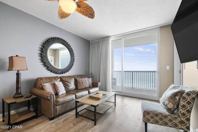 10811 Front Beach Road #1406, Panama City Beach, FL 32407 (MLS #715621) :: Scenic Sotheby's International Realty