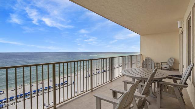 8715 Surf Drive 804B, Panama City Beach, FL 32408 (MLS #715648) :: The Ryan Group