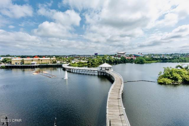 9860 S Thomas Drive #311, Panama City Beach, FL 32408 (MLS #715664) :: The Premier Property Group
