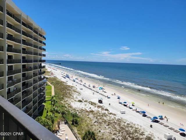 4715 Thomas Drive 908C, Panama City Beach, FL 32408 (MLS #715715) :: Anchor Realty Florida