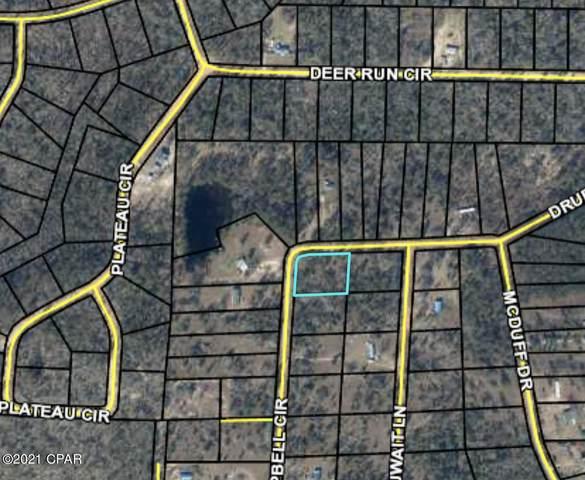Lot 10 Campbell Circle, Alford, FL 32420 (MLS #715801) :: Berkshire Hathaway HomeServices Beach Properties of Florida