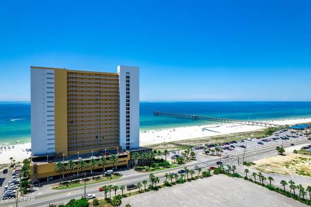 12011 Front Beach Road #1703, Panama City Beach, FL 32407 (MLS #715820) :: The Ryan Group