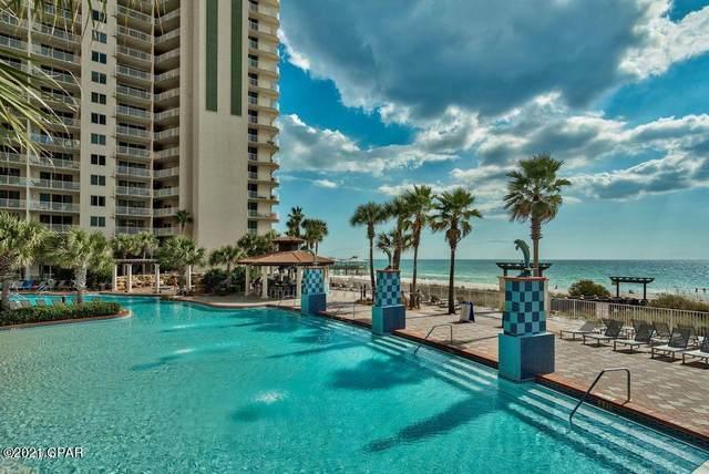 9900 S Thomas 1231 Drive #1231, Panama City Beach, FL 32408 (MLS #715831) :: Counts Real Estate Group