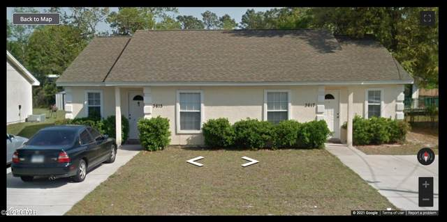 3615 Eagle Lane, Panama City, FL 32404 (MLS #715846) :: Counts Real Estate Group