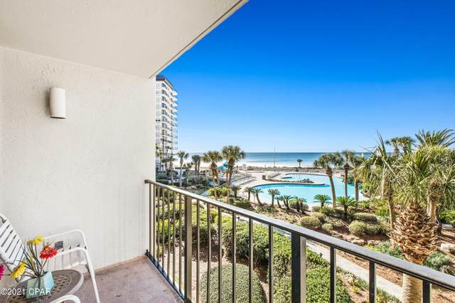 11483 Front Beach Road #205, Panama City Beach, FL 32407 (MLS #715859) :: The Ryan Group