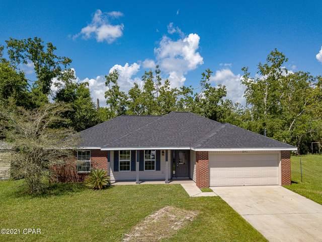 241 Hannover Circle, Callaway, FL 32404 (MLS #715924) :: Berkshire Hathaway HomeServices Beach Properties of Florida