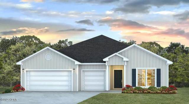 136 Martingale Loop Lot 48, Lynn Haven, FL 32444 (MLS #715934) :: Vacasa Real Estate