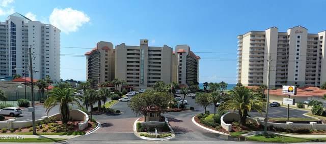 6505 Thomas Drive #1002, Panama City Beach, FL 32408 (MLS #715978) :: The Ryan Group