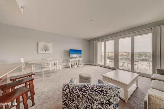 9860 S Thomas Drive #218, Panama City Beach, FL 32408 (MLS #715981) :: Berkshire Hathaway HomeServices Beach Properties of Florida
