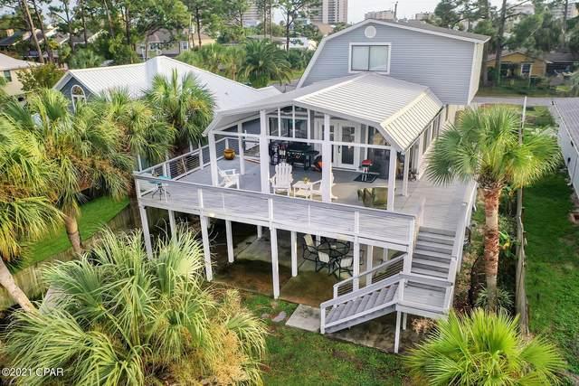 7318 S Lagoon Drive, Panama City Beach, FL 32408 (MLS #716030) :: The Premier Property Group