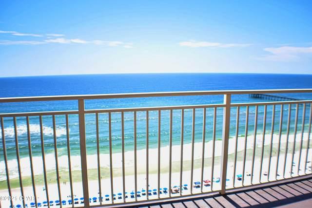 12011 Front Beach Road 1406B, Panama City Beach, FL 32407 (MLS #716075) :: The Ryan Group