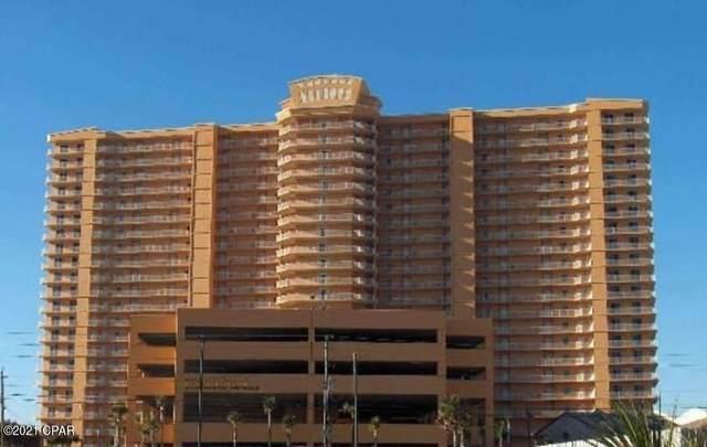 5004 Thomas Drive #1404, Panama City Beach, FL 32408 (MLS #716095) :: The Premier Property Group
