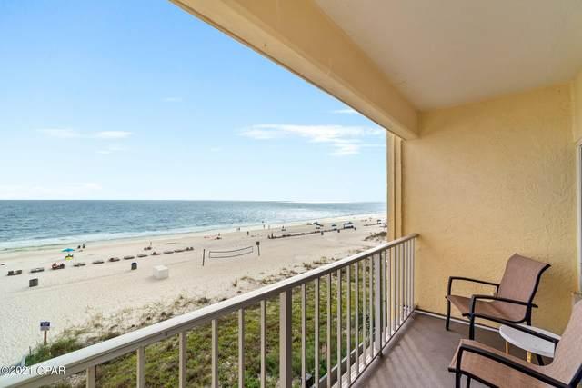 15413 Front Beach Road #412, Panama City Beach, FL 32413 (MLS #716119) :: Blue Swell Realty