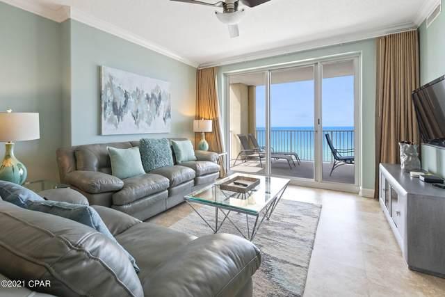 14415 Front Beach Road #1101, Panama City Beach, FL 32413 (MLS #716132) :: Beachside Luxury Realty