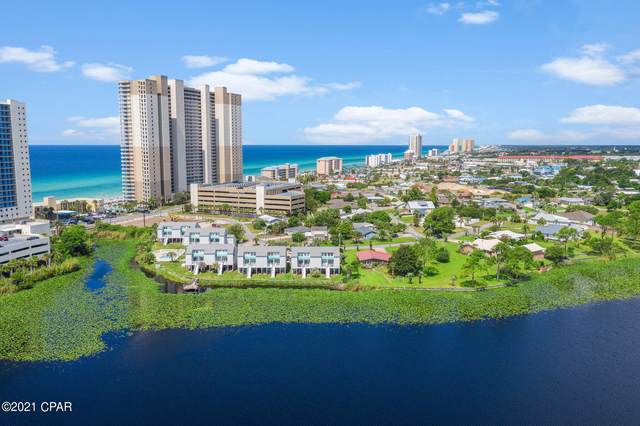 301 Lullwater Drive #303, Panama City Beach, FL 32413 (MLS #716155) :: Counts Real Estate Group