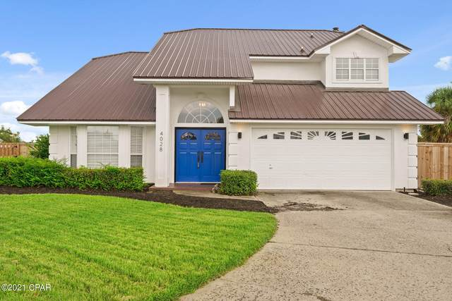 4028 Mary Louise Drive, Panama City, FL 32405 (MLS #716180) :: Counts Real Estate Group, Inc.