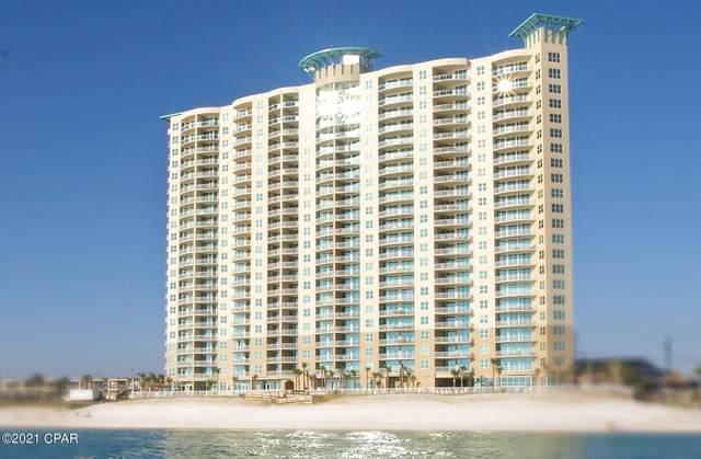 15625 Front Beach 1609 Road #1609, Panama City Beach, FL 32413 (MLS #716250) :: Berkshire Hathaway HomeServices Beach Properties of Florida