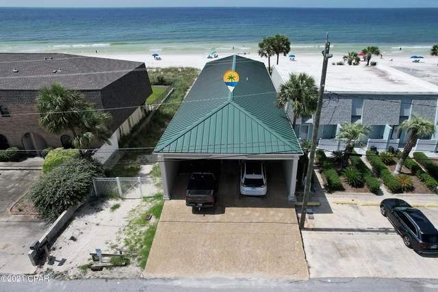 7905 Surf Drive, Panama City Beach, FL 32408 (MLS #716292) :: Berkshire Hathaway HomeServices Beach Properties of Florida
