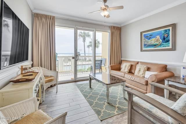 15817 Front Beach Road Ii-105, Panama City Beach, FL 32413 (MLS #716322) :: Scenic Sotheby's International Realty