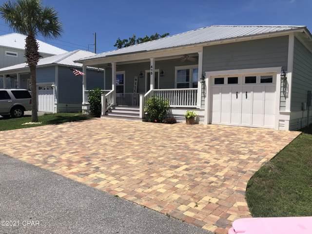 415 Paradise Boulevard, Panama City Beach, FL 32413 (MLS #716323) :: Berkshire Hathaway HomeServices Beach Properties of Florida