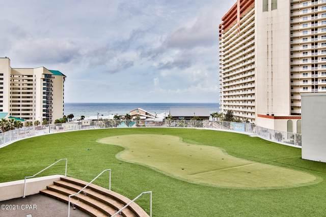 9902 S Thomas Drive #435, Panama City Beach, FL 32408 (MLS #716344) :: Counts Real Estate Group