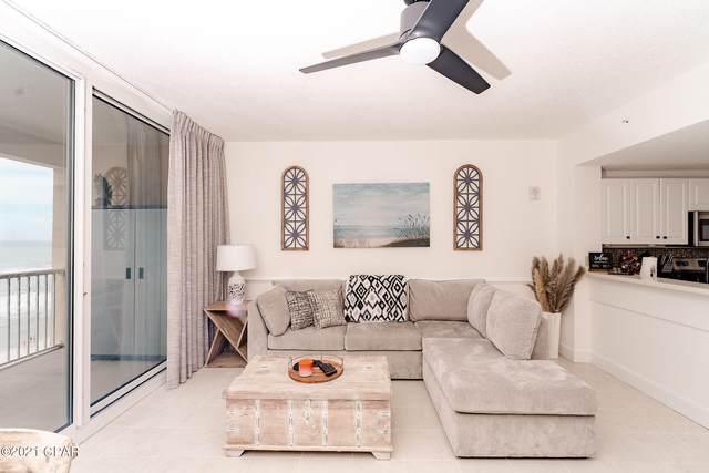 10901 Front Beach Road #706, Panama City Beach, FL 32407 (MLS #716374) :: The Premier Property Group