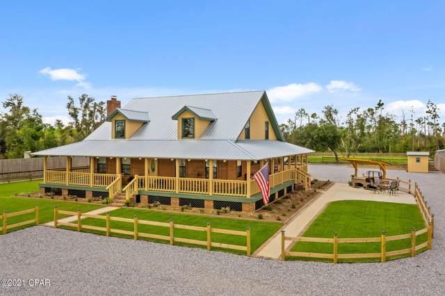 320 Wildwood Drive, Panama City, FL 32404 (MLS #716441) :: Counts Real Estate Group