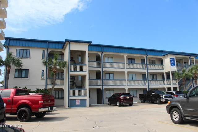 8610 Surf Drive #201, Panama City Beach, FL 32408 (MLS #716444) :: The Ryan Group