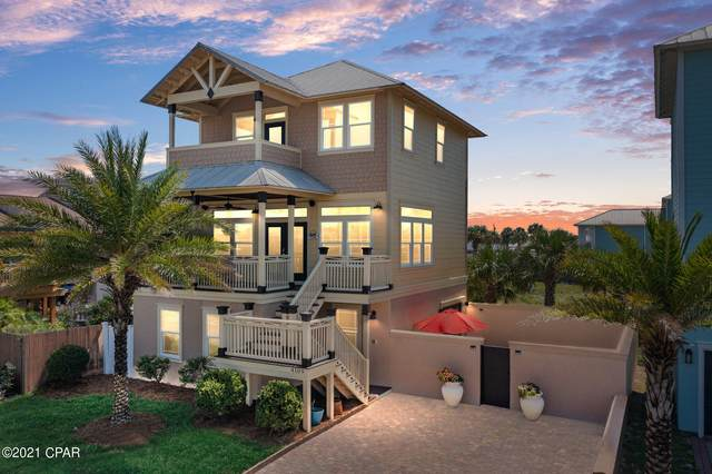 4109 Hurt Street, Panama City Beach, FL 32408 (MLS #716451) :: Scenic Sotheby's International Realty