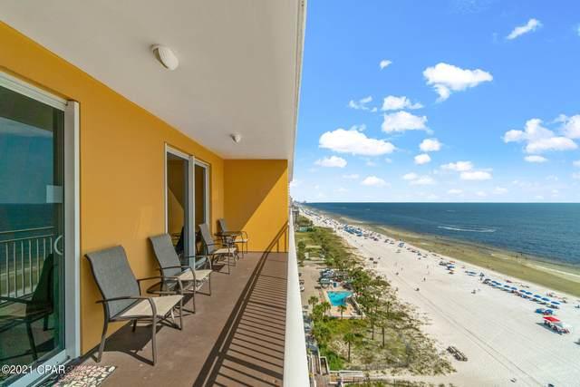 12011 Front Beach Road 702B, Panama City Beach, FL 32407 (MLS #716482) :: The Ryan Group