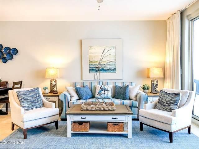 9900 S Thomas Drive #1102, Panama City Beach, FL 32408 (MLS #716483) :: Beachside Luxury Realty