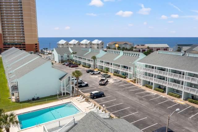 17670 Front Beach Road J6, Panama City Beach, FL 32413 (MLS #716485) :: Counts Real Estate Group, Inc.