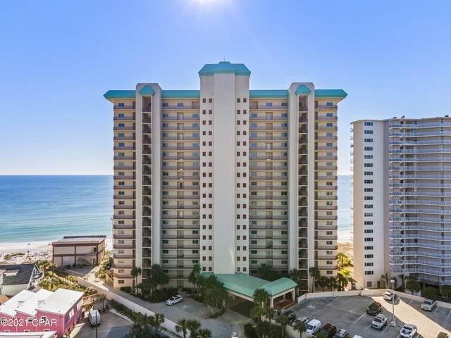 7115 Thomas Drive #1202, Panama City Beach, FL 32408 (MLS #716554) :: Anchor Realty Florida